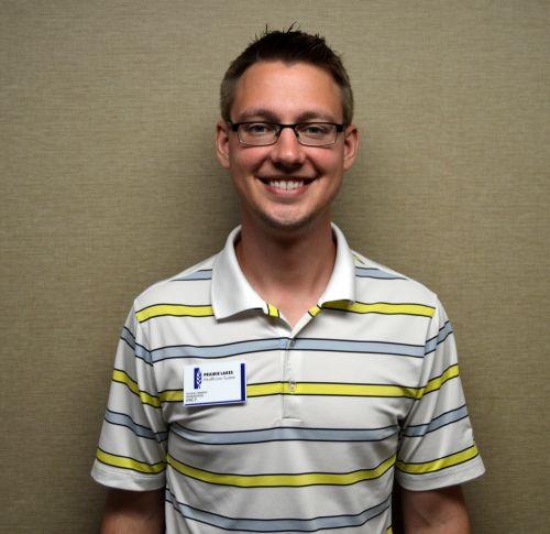 Welcome  Eric Fjeldheim, Physical Therapist