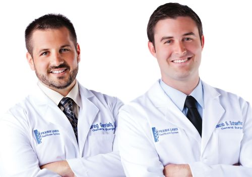 Drs. Greg Gerrish & Jacob Schaeffer