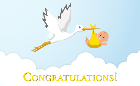 baby congratulations version 2