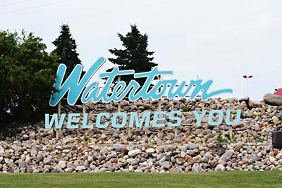 watertown welcomes you