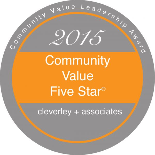 2015 Community Value Five Star® Hospital