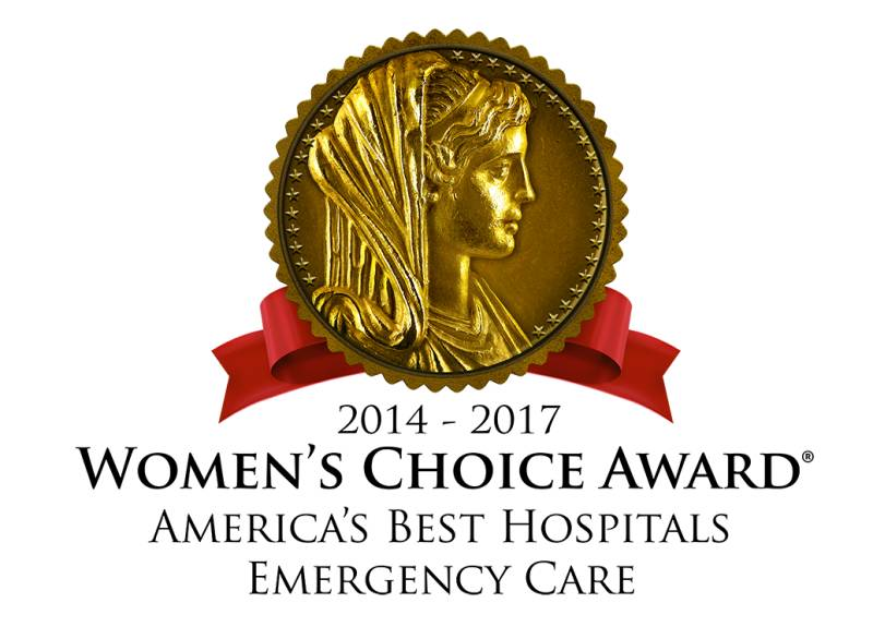 Women's Choice Award for Emergency Care