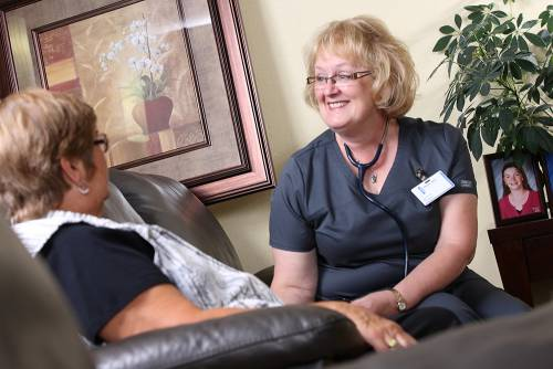 Give Comfort: Prairie Lakes Hospice