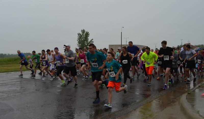 22nd Annual Hospital Hill Run Results