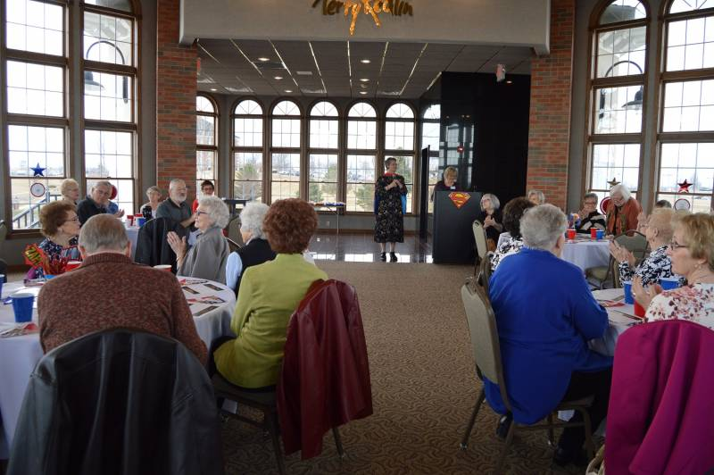 Prairie Lakes Celebrates Volunteers Gift of Time