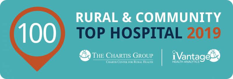 Top 100 Rural & Community Hospital