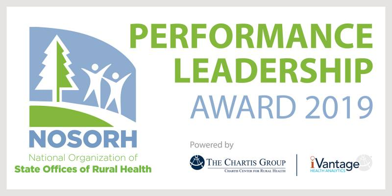 National Recognition for Performance Leadership