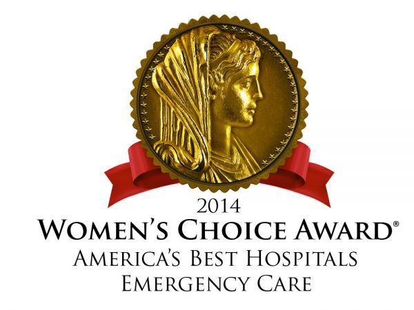 Prairie Lakes Healthcare System Receives Women's Choice Award As One of America's Best Emergency Care Hospitals